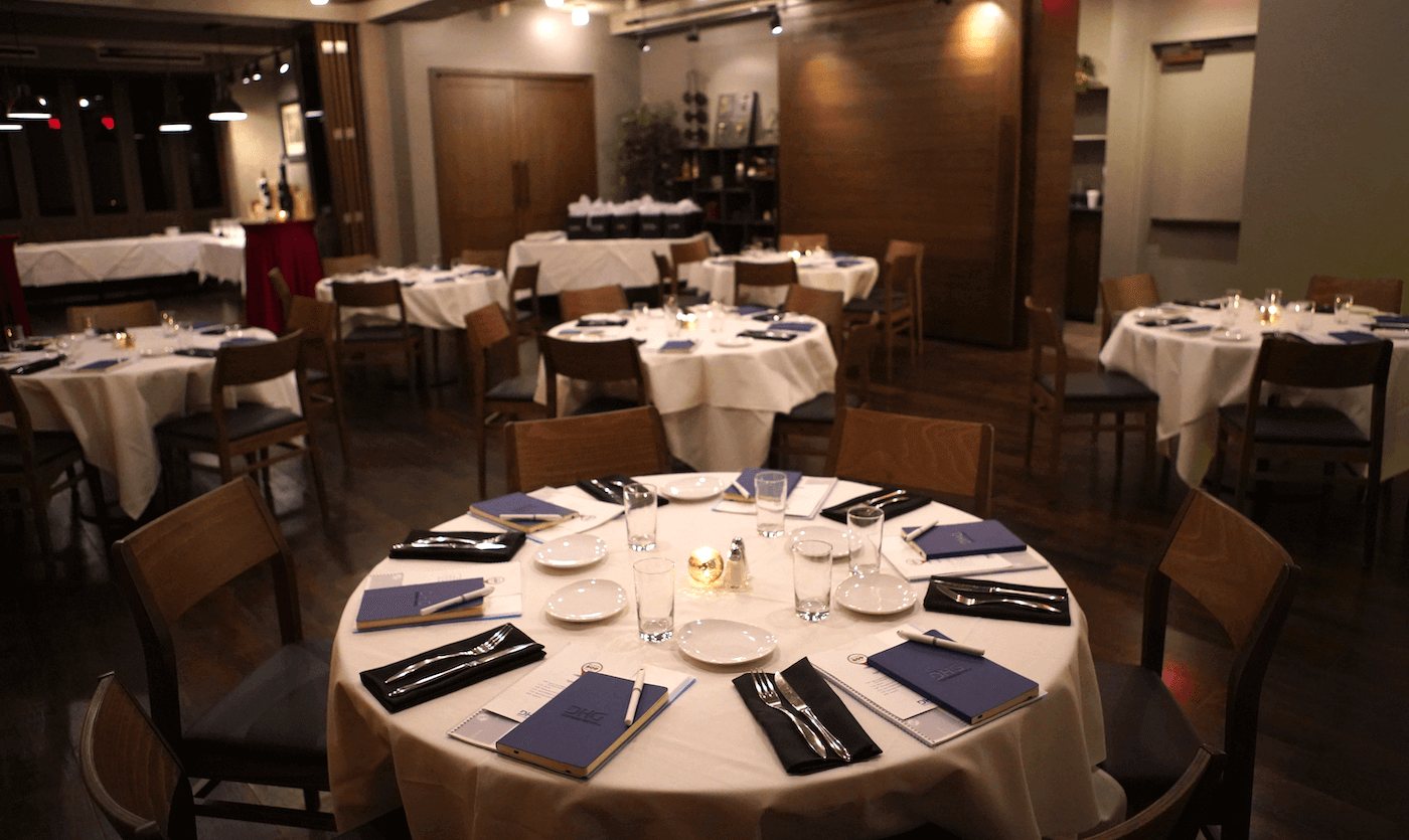 McLean Private Dinners